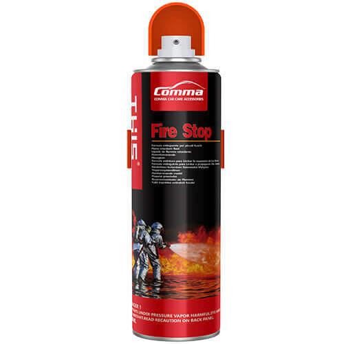 Fire Stop, Foam Fire Existinguisher
