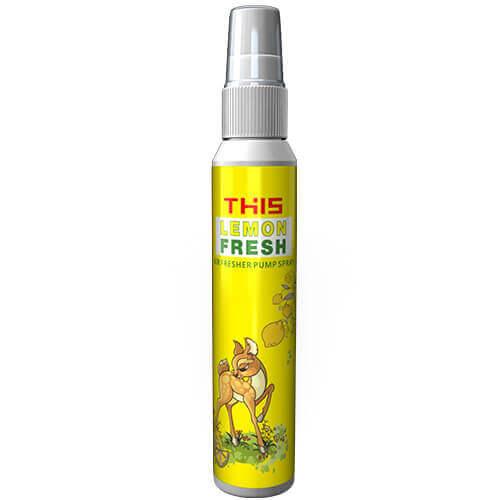China Supplier Air Freshener   THIS®   Lemon