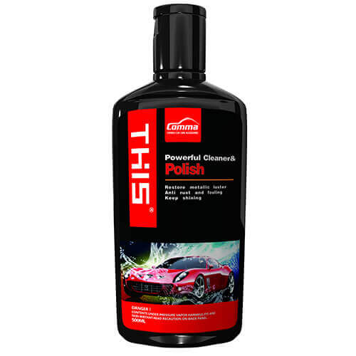 powerful Cleaner & Polish Supplier | THIS®